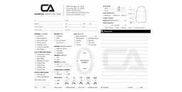 costa aesthetics rx form